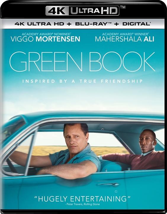 Green Book (2018) 4K Ultra HD