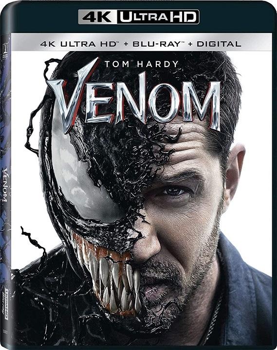 Venom 4K (2018) Ultra HD
