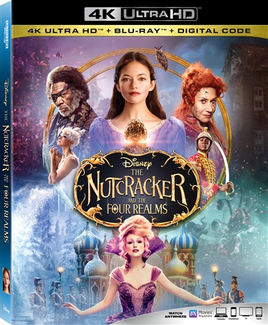 The Nutcracker and the Four Realms (2018) 4K Ultra HD
