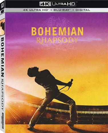 Bohemian Rhapsody (2018) 4K Ultra HD