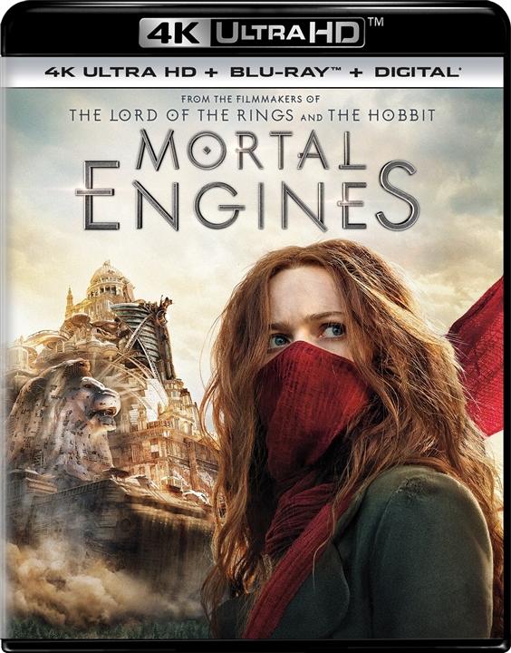 Mortal Engines 4K (2018) Ultra HD