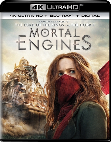 Mortal Engines 4K (2018) Ultra HD