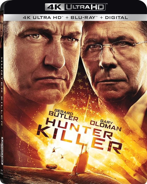 Hunter Killer 4K (2018) Ultra HD