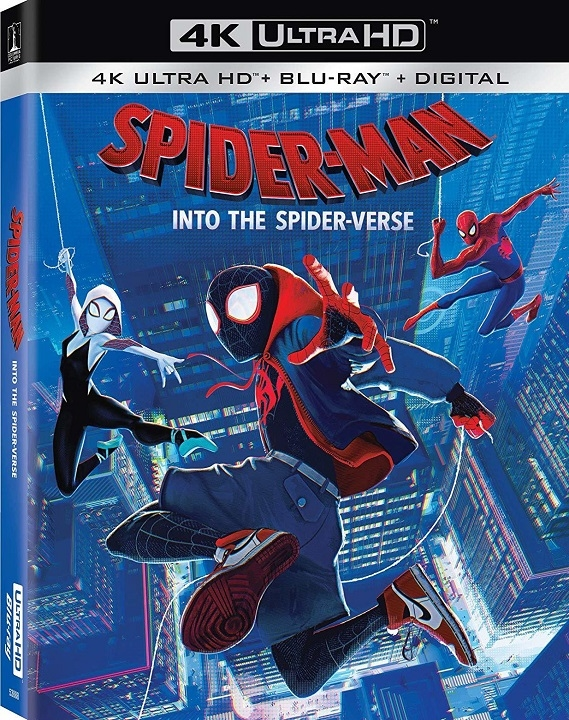 Spider-Man: Into the Spider-Verse 4K (2018) Ultra HD