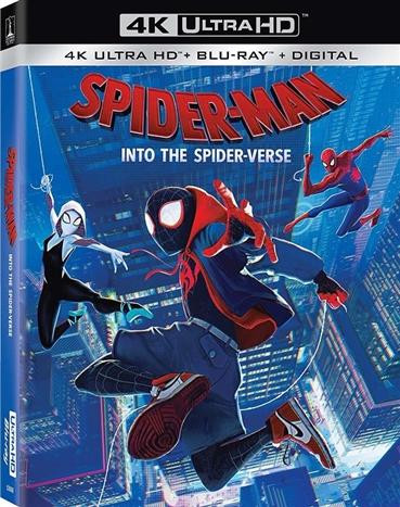 Spider-Man: Into the Spider-Verse 4K (2018) Ultra HD