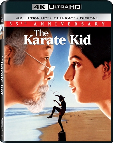 The Karate Kid 4K (1984) Ultra HD