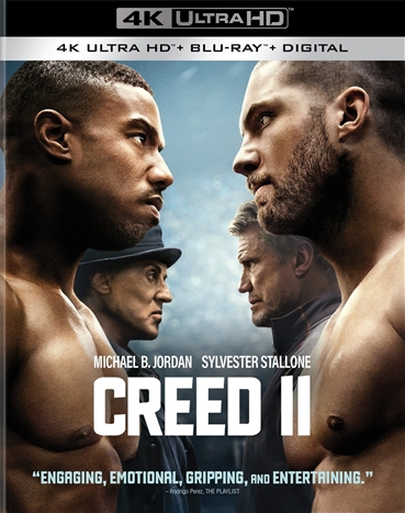 Creed 2 (2018) 4K Ultra HD