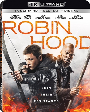 Robin Hood 4K (2018) Ultra HD