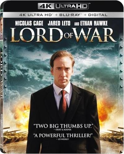 Lord of War (2005) 4K Ultra HD
