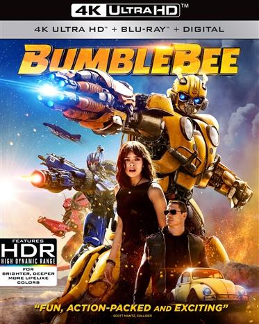 Bumblebee 4K (2018) Ultra HD