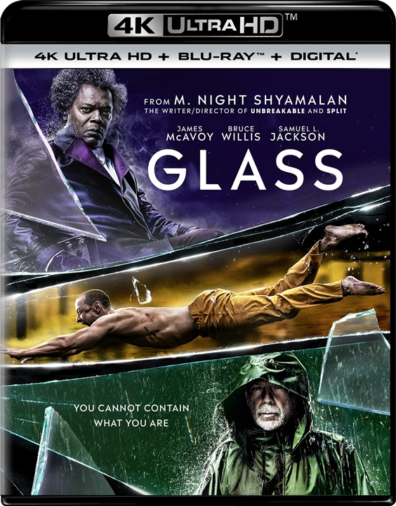 Glass 4K (2018) Ultra HD