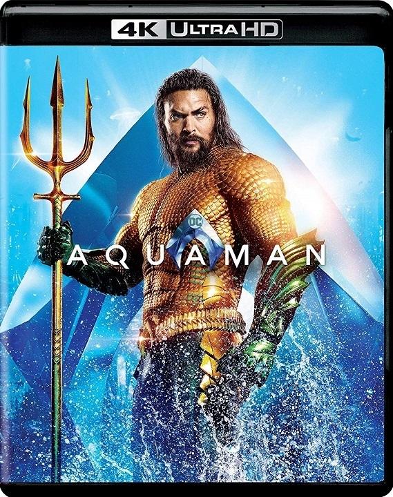 Aquaman 4K (2018) Ultra HD
