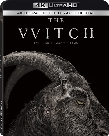 The Witch 4K (2015) Ultra HD