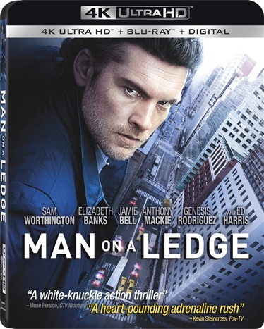 Man on a Ledge 4K (2012) 4K Ultra HD