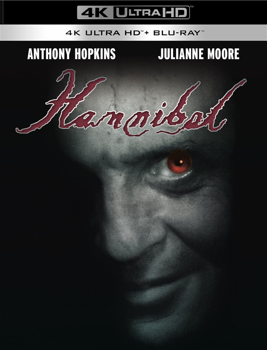 Hannibal (4K Ultra HD Blu-ray)