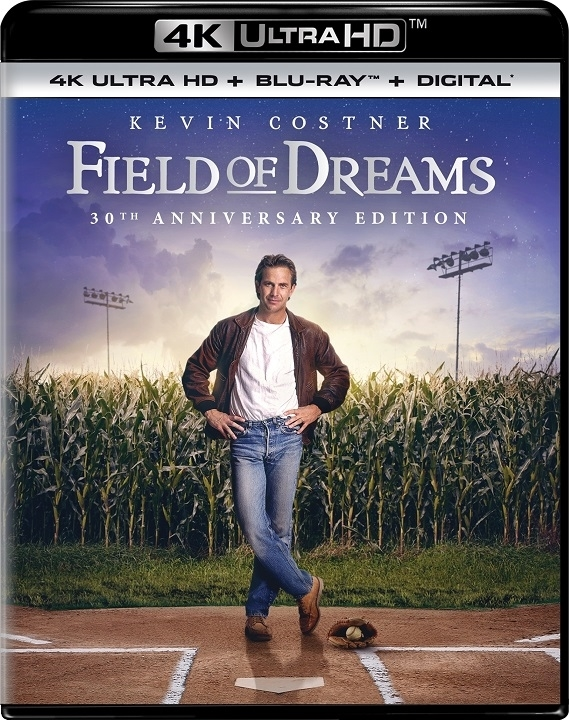 Field of Dreams (30th Anniversary Edition)(4K Ultra HD Blu-ray)