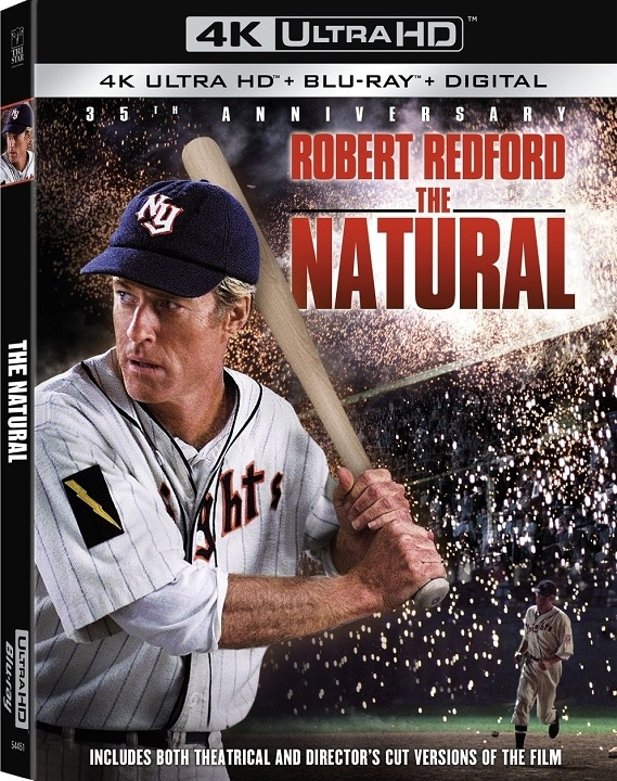The Natural (35th Anniversary Edition)(4K Ultra HD Blu-ray)