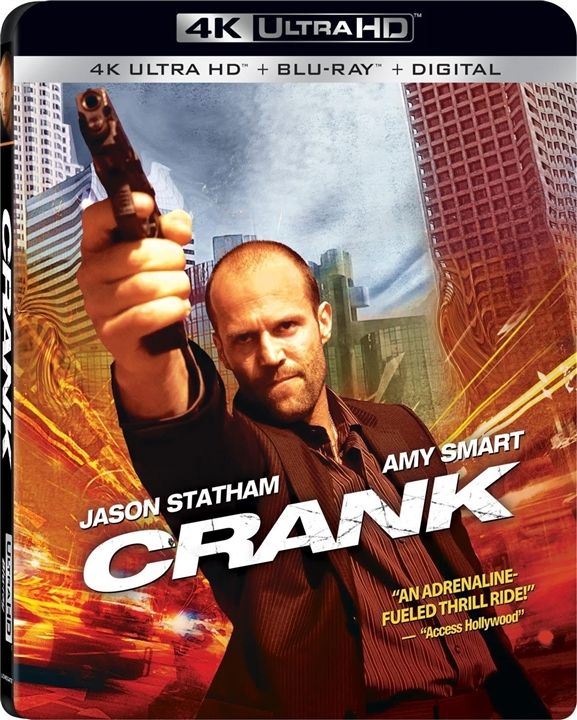 Crank (4K Ultra HD Blu-ray)