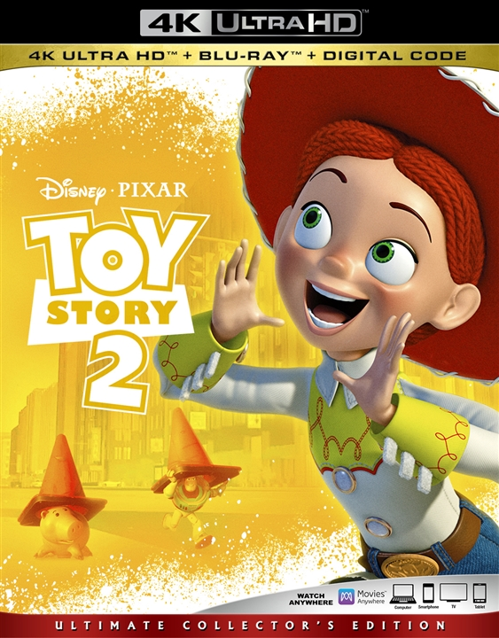 Toy Story 2 4K (1999) Ultra HD