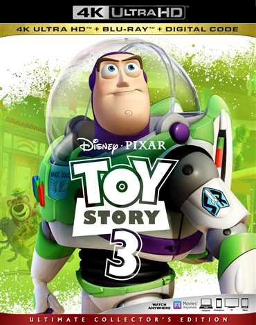 Toy Story 3 (4K Ultra HD Blu-ray)