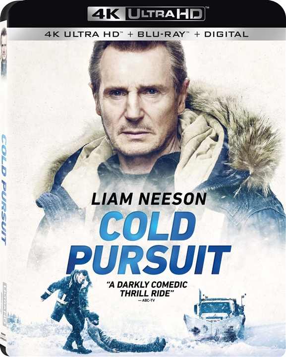 Cold Pursuit (4K Ultra HD Blu-ray)