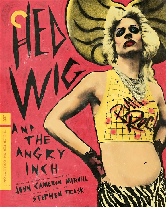 Hedwig and the Angry Inch (The Criterion Collection)(Blu-ray)(Region A)