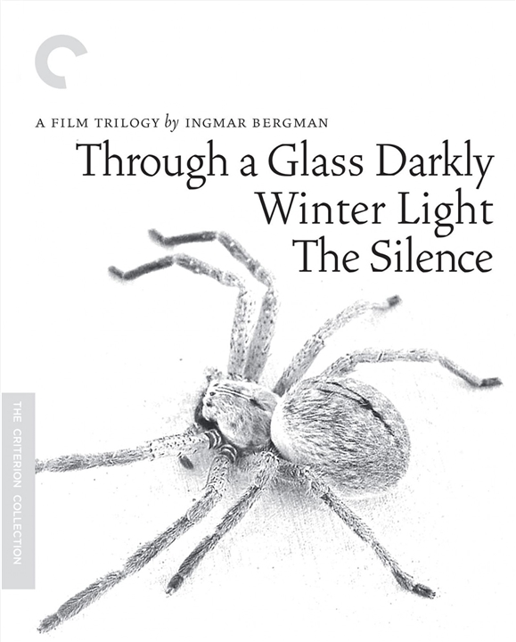 A Film Trilogy by Ingmar Bergman (The Criterion Collection)(Blu-ray)(Region A)