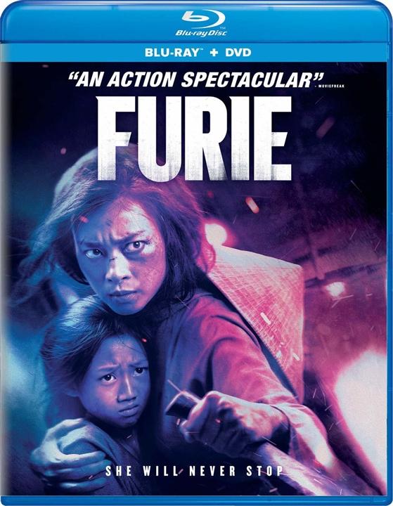 Furie (Blu-ray)(Region Free)