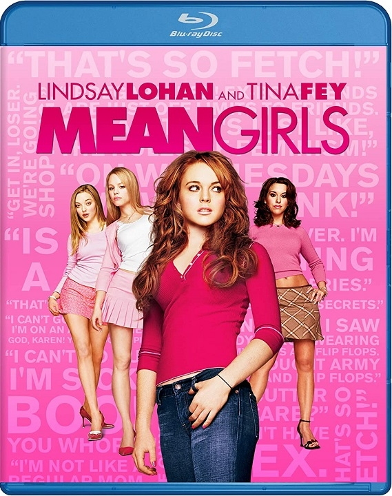 Mean Girls (15th Anniversary Edition)(Blu-ray)(Region Free)