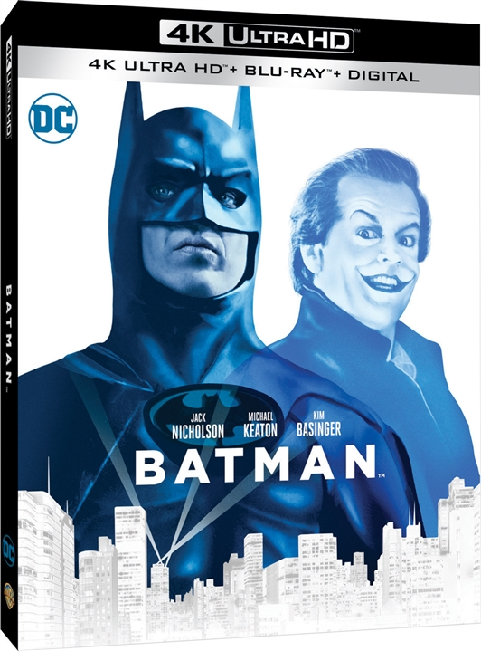 Batman (1989)(4K Ultra HD Blu-ray)