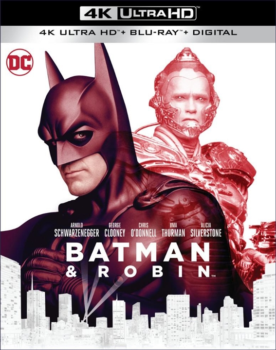 Batman & Robin (4K Ultra HD Blu-ray)