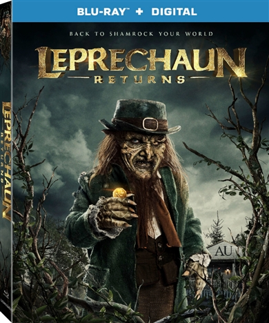 Leprechaun Returns (Blu-ray)(Region A)