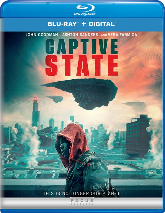 Captive State (Blu-ray)(Region Free)