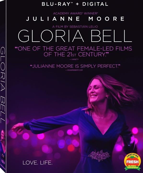 Gloria Bell (Blu-ray)(Region A)