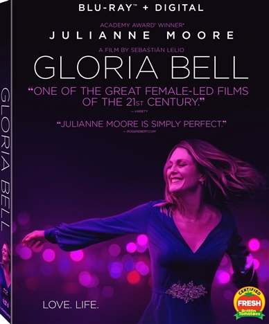 Gloria Bell (Blu-ray)(Region A)