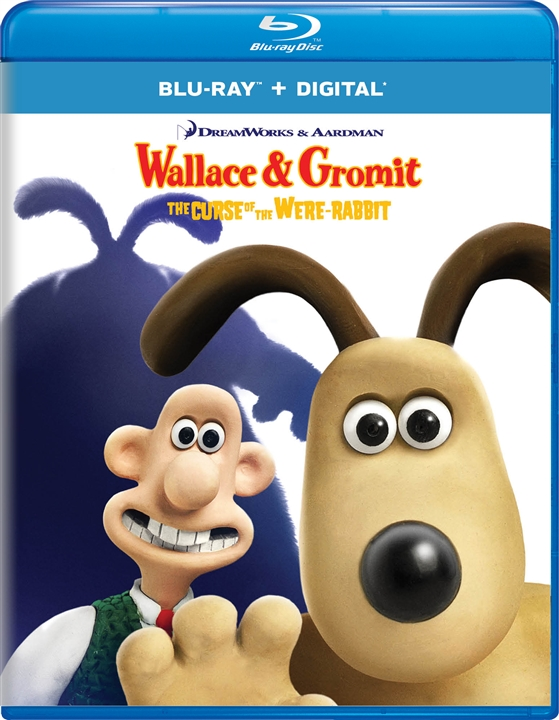 Wallace & Gromit: The Curse of the Were-Rabbit (Blu-ray)(Region Free)