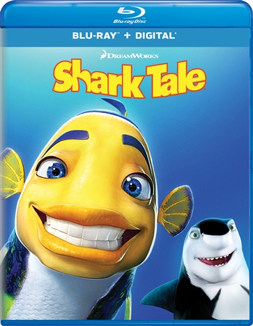 Shark Tale (Blu-ray)(Region Free)