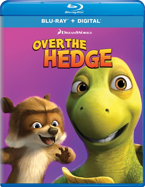 Over the Hedge (Blu-ray)(Region Free)