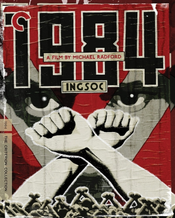 1984 (The Criterion Collection)(Blu-ray)(Region A)