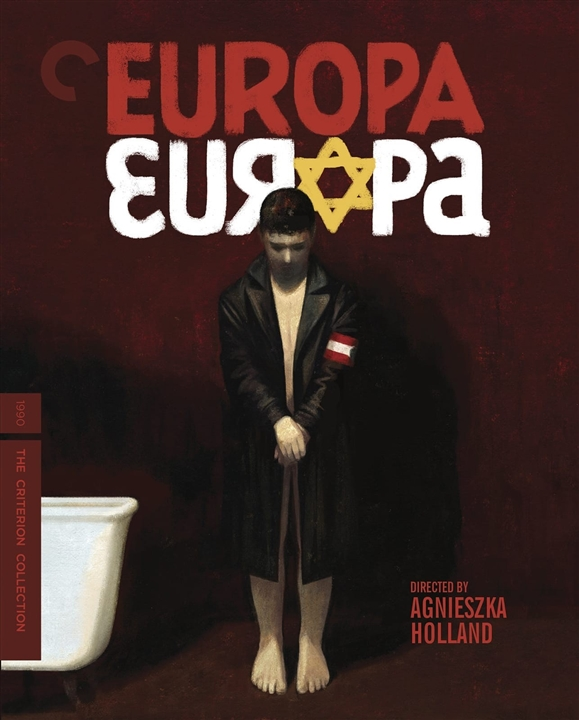 Europa Europa (The Criterion Collection)(Blu-ray)(Region A)