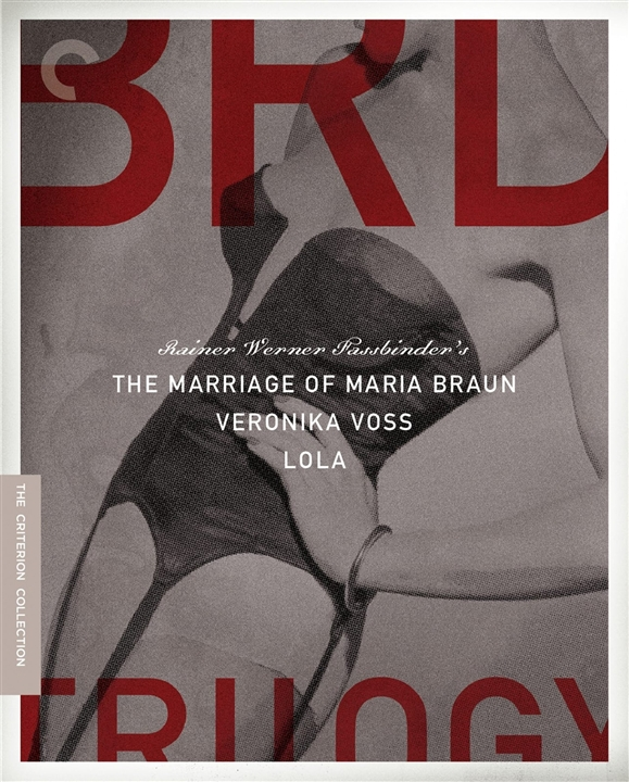 The BRD Trilogy (The Criterion Collection)(Blu-ray)(Region A)