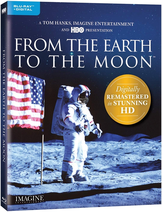 From the Earth to the Moon (Mini-Series)(Blu-ray)(Region Free)