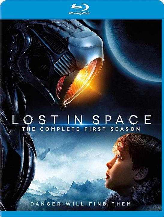 Lost In Space: Season One (Blu-ray)(Region Free)