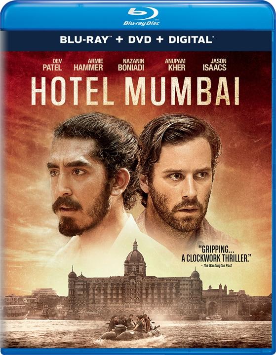 Hotel Mumbai (Blu-ray)(Region A)