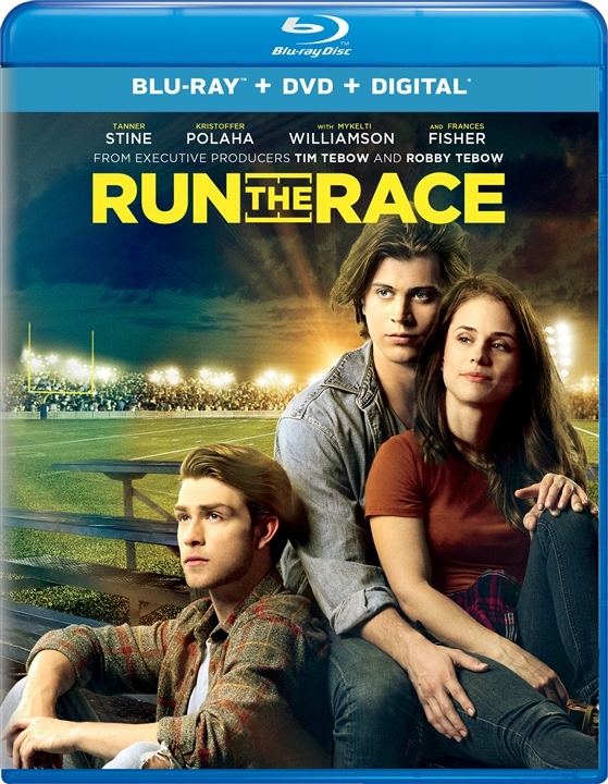 Run the Race (Blu-ray)(Region A)