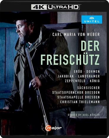Der Freischütz (Weber)(4K Ultra HD Blu-ray)