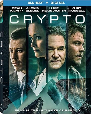 Crypto (Blu-ray)(Region A)(Pre-order / Jun 18)