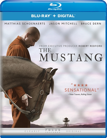 The Mustang (Blu-ray)(Region Free)