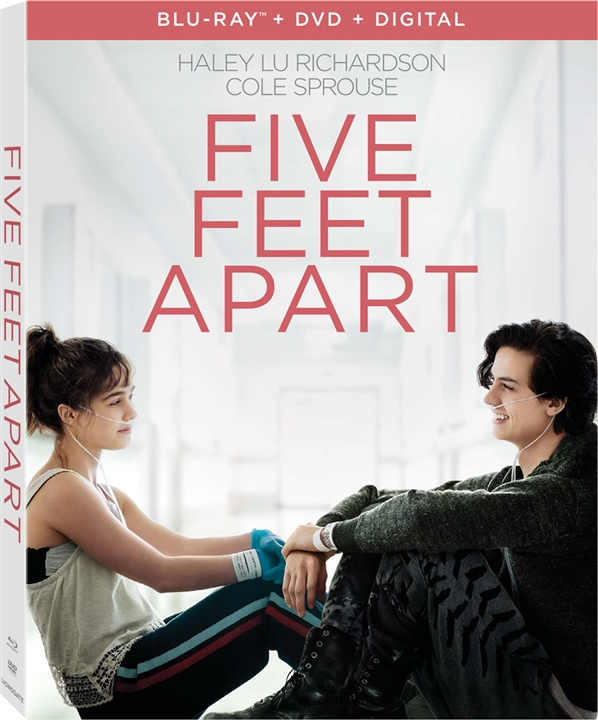 Five Feet Apart (Blu-ray)(Region A)
