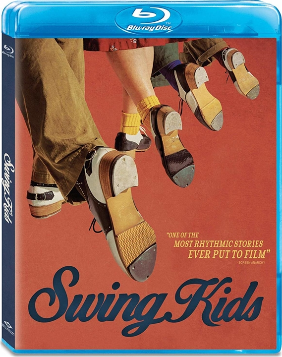 Swing Kids (Blu-ray)(Region Free)